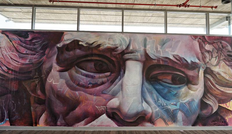 Wallspot Post - NUEVOS MURALES DE PICHIAVO EN BARCELONA