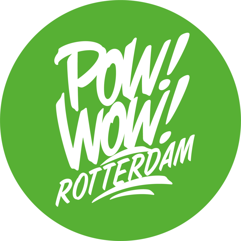 Wallspot Post - POW! WOW! ROTTERDAM 2019