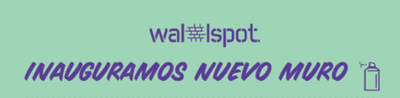 Wallspot Post - NOU MUR A LES CORTS