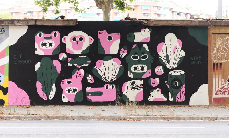 Wallspot Post - WALL LAB by Ele.Zissou