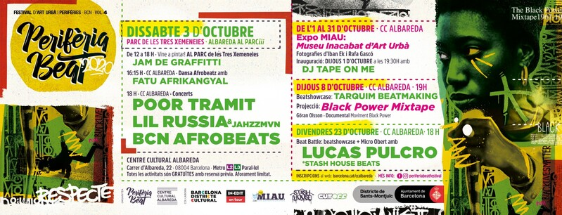 Wallspot Post - PERIFERIA BEAT FEST