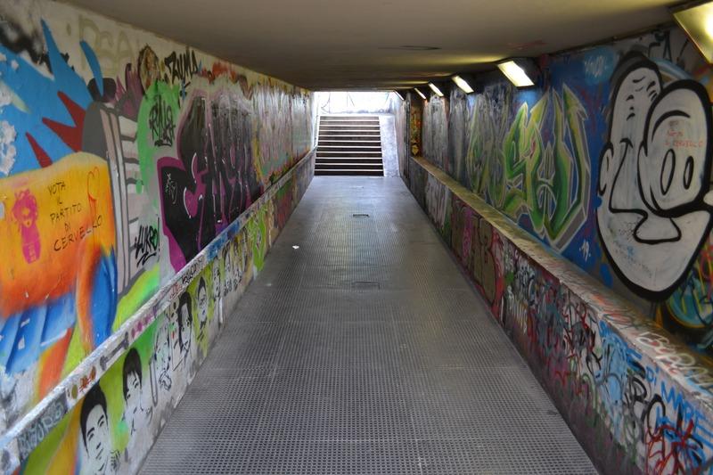 Wallspot Post - LOS MUROS DE FLORENCIA