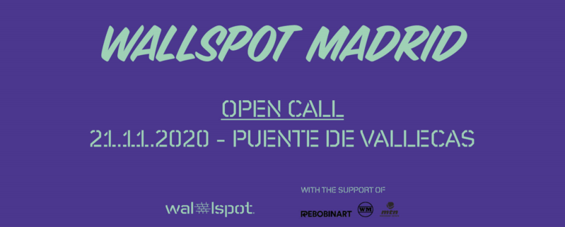 Wallspot Post - PUENTE DE VALLECAS INAUGURATION