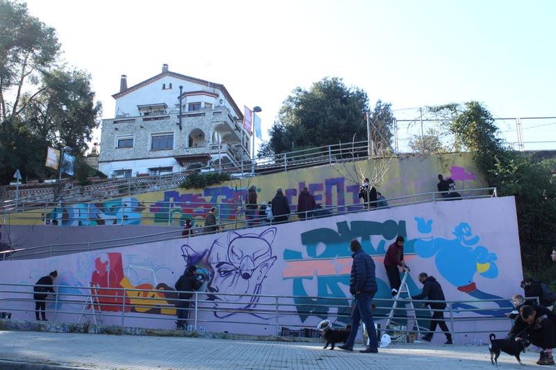 Wallspot Post - St.Cugat JAM