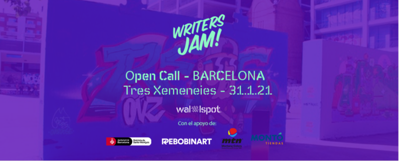 Wallspot Post - Writers JAM 2021