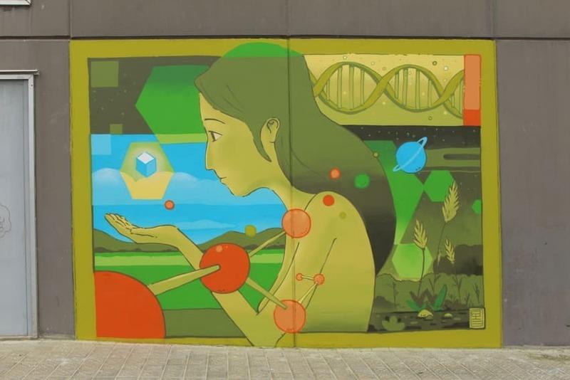 Wallspot Post - Wall Lab by Bemie