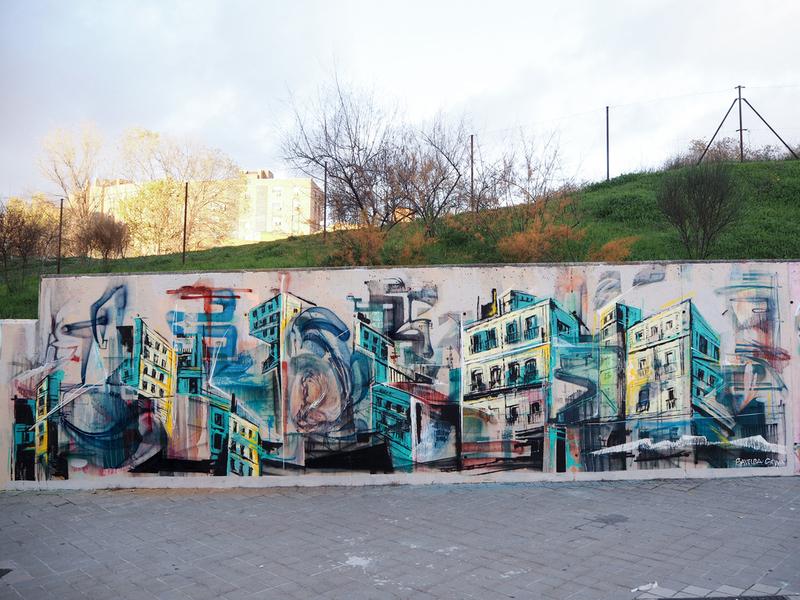 Wallspot Post - CLOSING EVENT WALLSPOT MADRID