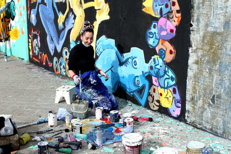 Wallspot Post - Two months of free walls have ended in Madrid