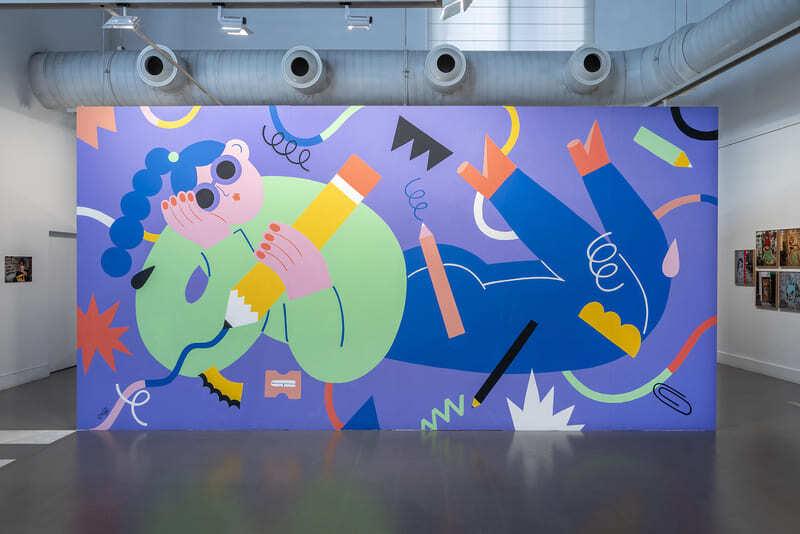 Wallspot Post - ENTREVISTA A EMILY ELDRIDGE