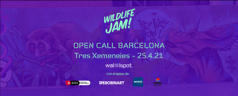 Wallspot Post - WILD LIFE JAM - Open Call