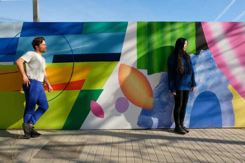 Wallspot Post - Wall Lab by Mina Hamada and Kenor