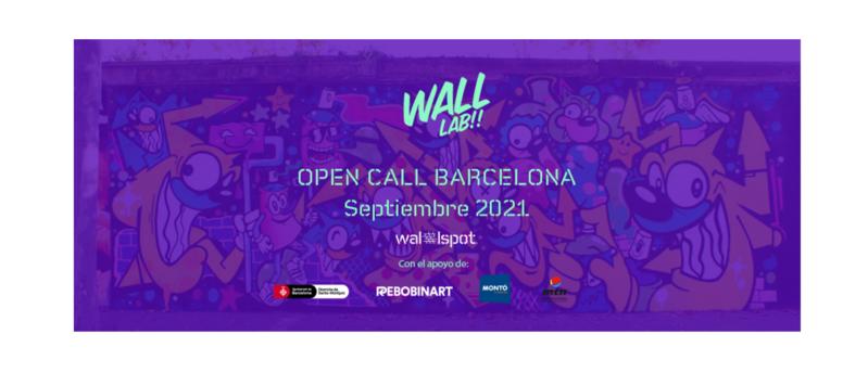 Wallspot Post - Open Call WALL LAB'21