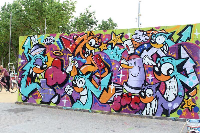 Wallspot Post - Logoart JAM