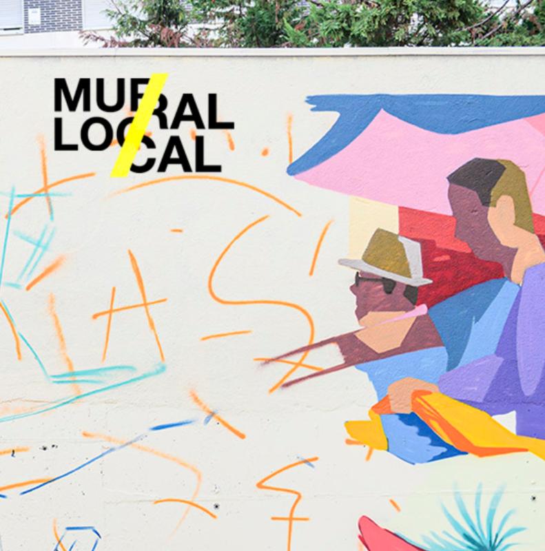 Wallspot Post - MURAL / LOCAL Open Call