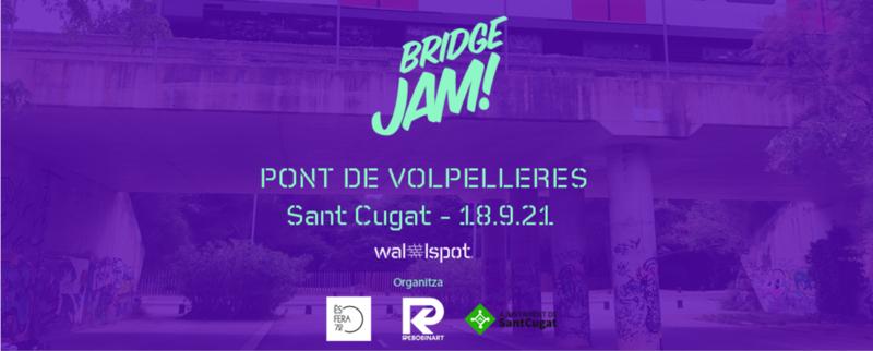 Wallspot Post - Bridge JAM