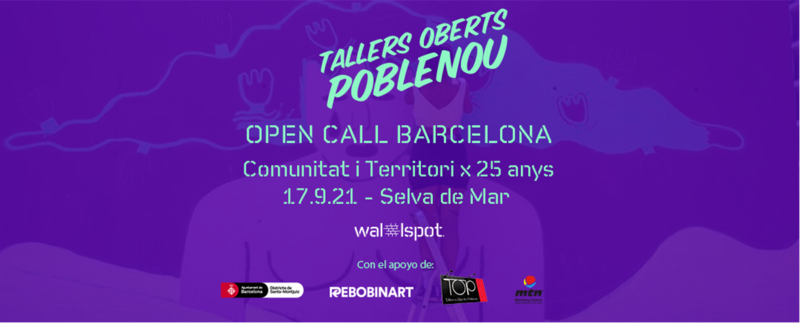 Wallspot Post - T.O.P - Open Call