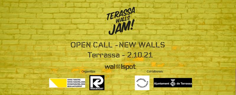Wallspot Post - Terrassa Walls - Open Call
