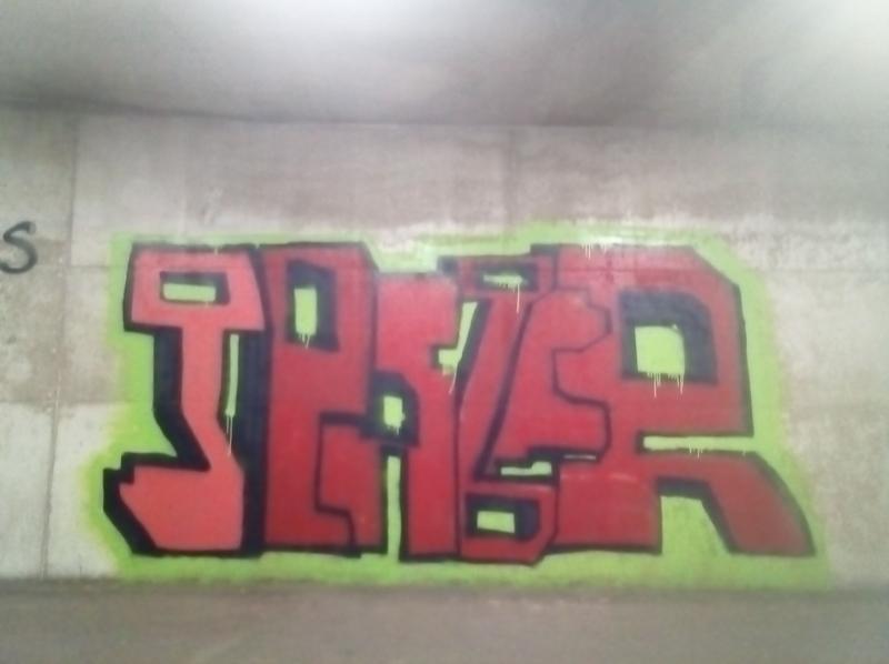Wallspot - spazer - Laagri Spot - Tallinn - Laagri Spot - Graffity - Legal Walls -