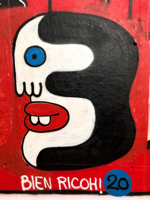 Wallspot - NicoM - Barcelona - Mas Guinardó - Graffity - Legal Walls -
