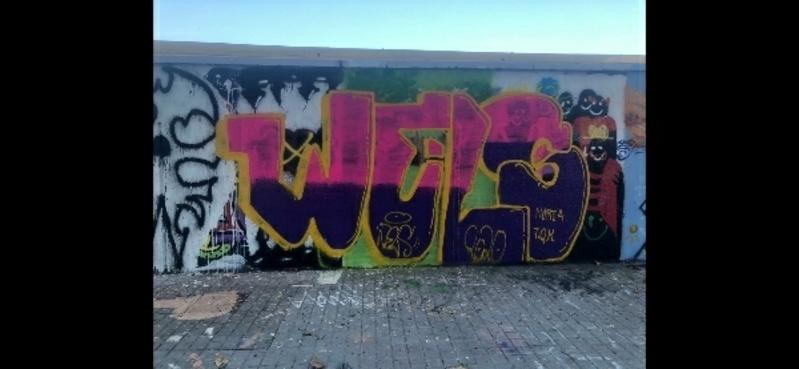 Wallspot - WelsOne1 - Barcelona - Selva de Mar - Graffity - Legal Walls -