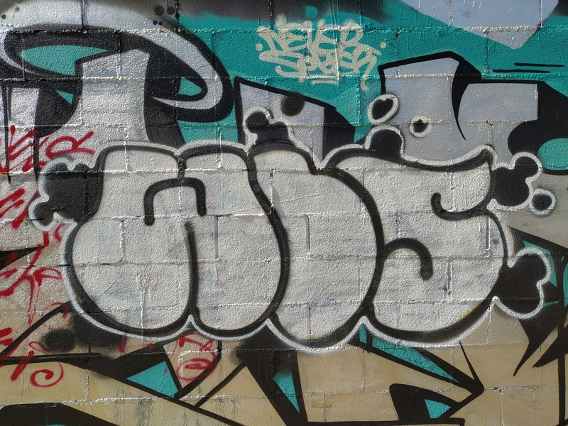 Wallspot - WelsOne1 - Barcelona - Tres Xemeneies - Graffity - Legal Walls -