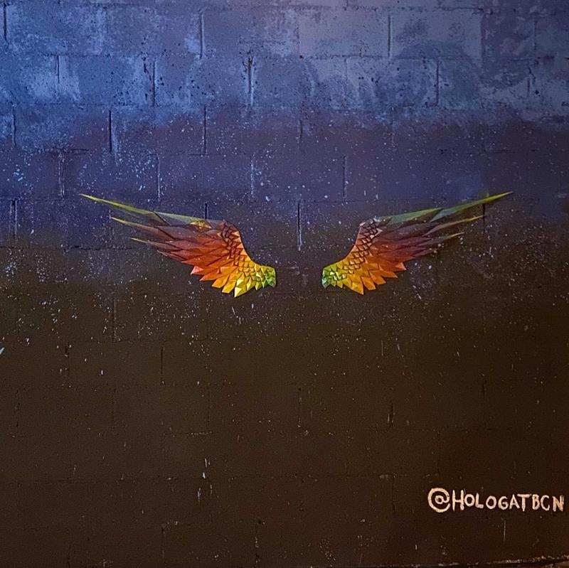 Wallspot - HologatBCN - Barcelona - Tres Xemeneies - Graffity - Legal Walls -
