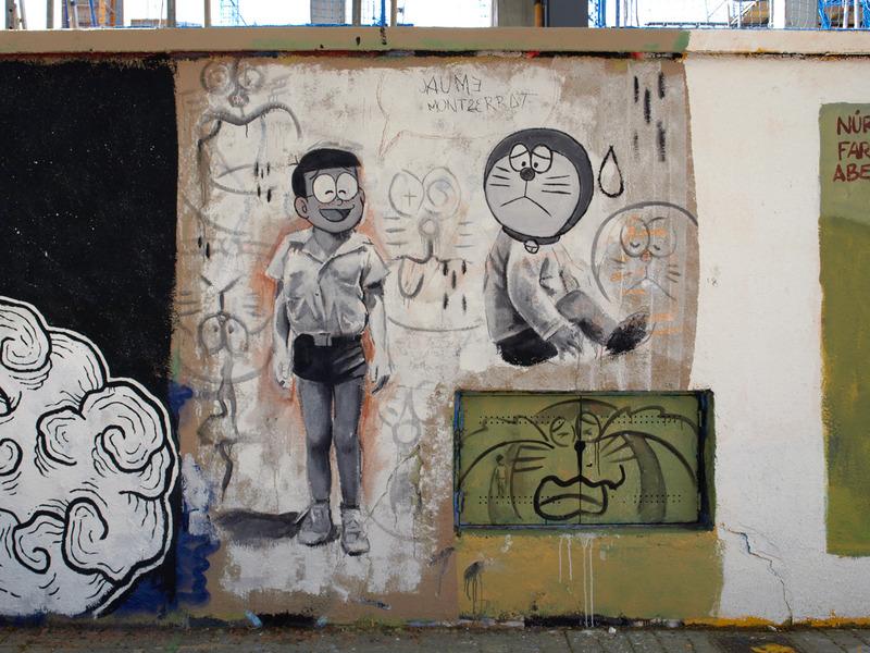 Wallspot - Jaume Montserrat - Agricultura - Jaume Montserrat - Barcelona - Agricultura - Graffity - Legal Walls - Illustration, Others