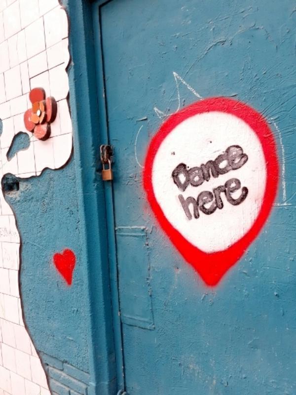 Wallspot - Deria rectificadora - Barcelona - Selva de Mar - Graffity - Legal Walls -