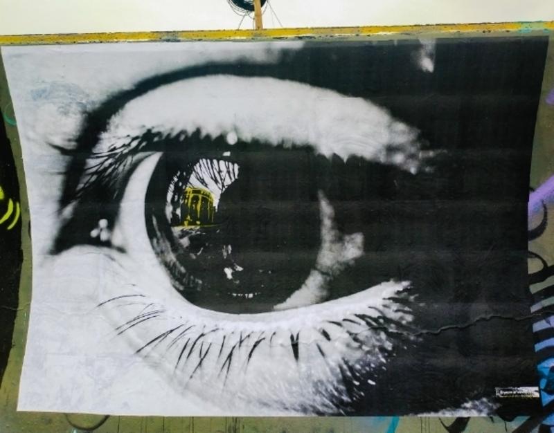Wallspot - womanwindows - Barcelona - Forum beach - Graffity - Legal Walls -