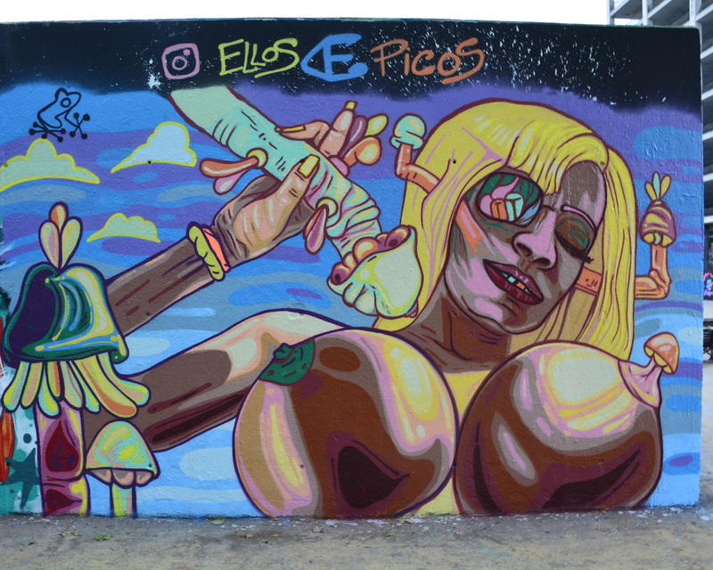 Wallspot - dictator.flank - Tres Xemeneies - dictator.flank - Barcelona - Tres Xemeneies - Graffity - Legal Walls - Illustration, Others