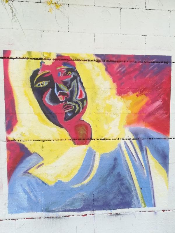 Wallspot - [MO] - Barcelona - Drassanes - Graffity - Legal Walls - Illustration
