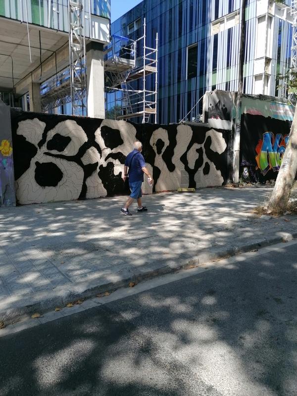 Wallspot - danohboy - Brut - Barcelona - Selva de Mar - Graffity - Legal Walls -