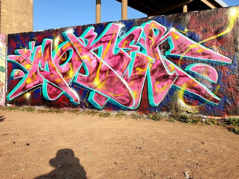 Wallspot - Mok.031 - Draken - Göteborg - Draken - Graffity - Legal Walls -