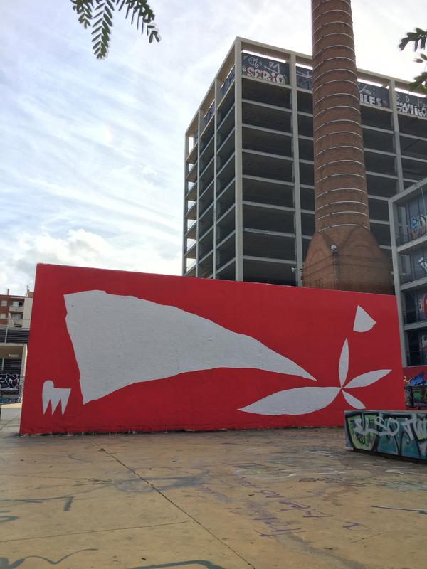 Wallspot - elsotwodee - Tres Xemeneies - elsotwodee - Barcelona - Tres Xemeneies - Graffity - Legal Walls -