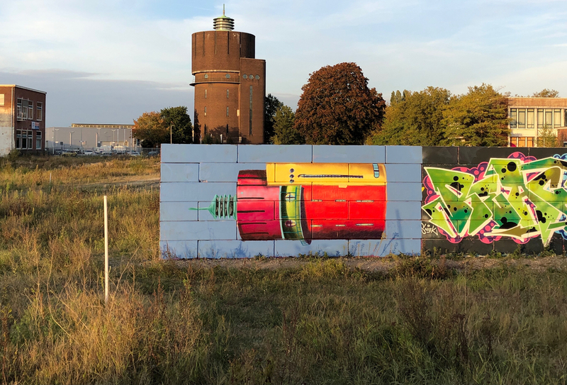 Wallspot - Foose - Blind Walls Wallspot - Breda - Blind Walls Wallspot - Graffity - Legal Walls -