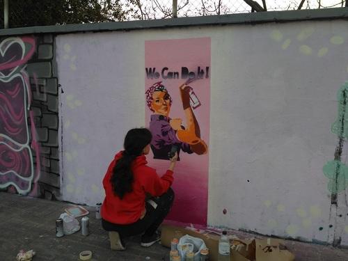 Les murs des femmes