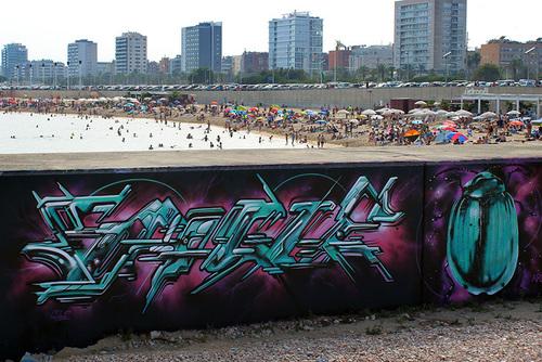Forum beach - sagie