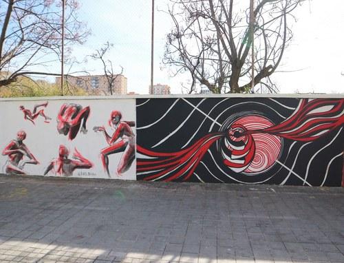 Art AXEL DRAW & REDMADPEOPLE