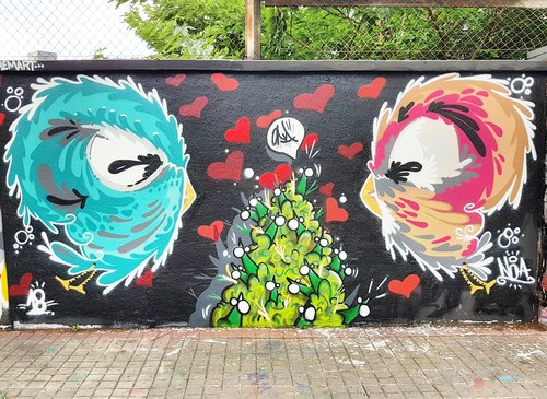 Art DHEMART & ONA BARCELONA