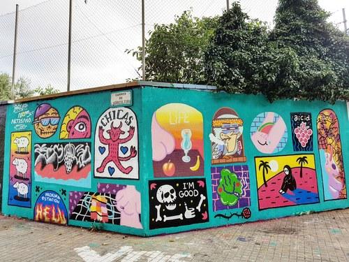 Art ART3SANO & V2M & BORNEO & LAMB