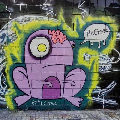 Art MR.CROAC