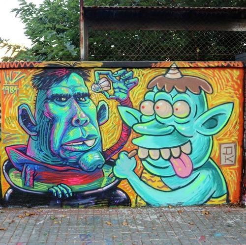 Art DAKO & WZ1984