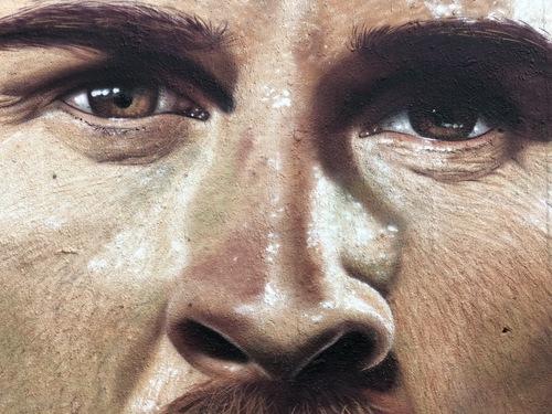 Cobre pinta a Lionel Messi (Julio 2108)