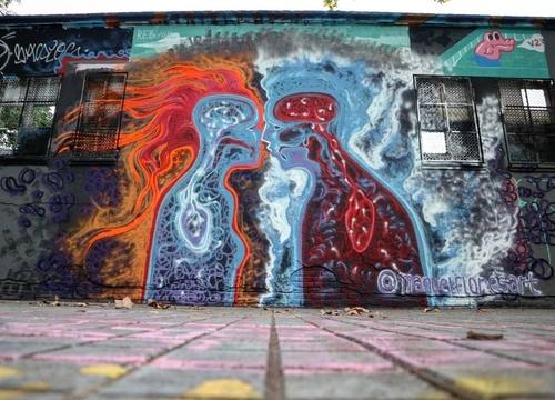 Art MANUEL FLORES