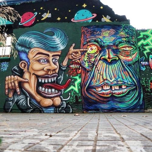 Art DERZONE & WZ1984
