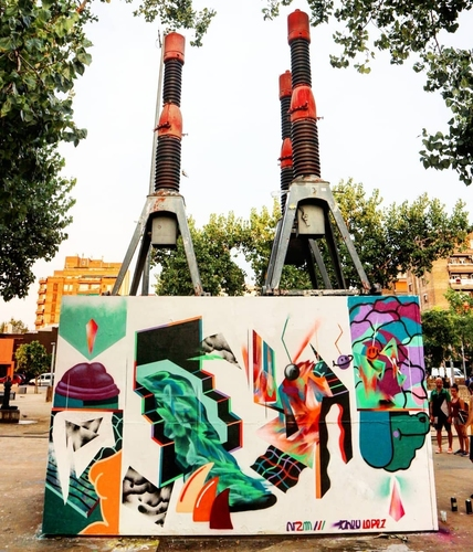 Art THEO LOPEZ & V2M
