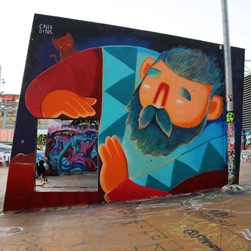Art LOS CALLADITOS