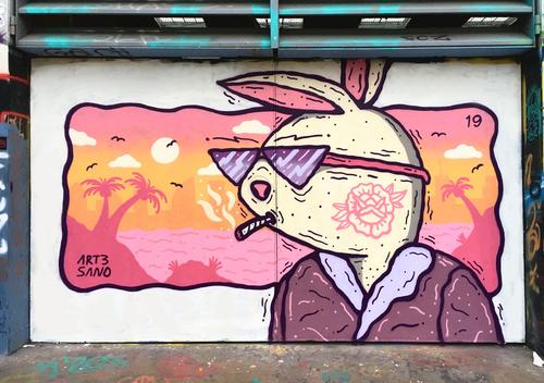 El Tio Hugh aka El Conejo Malo