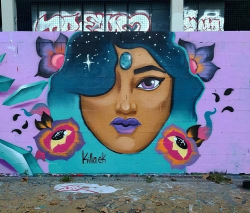 Graffitti Jam Periferia Festival