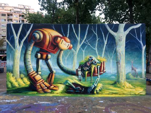 Tres Xemeneies - Juanjo_Surace